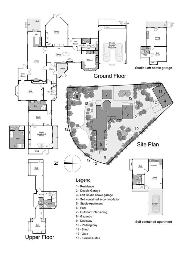 Floorplans | Realty Writers